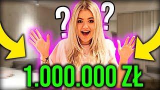 PRZEPROWADZIŁAM SIĘ DO MIESZKANIA ZA 1.000.000ZŁ!