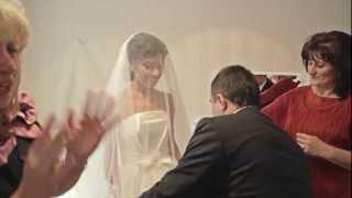 Амалия и Сандро. Свадебный клип.