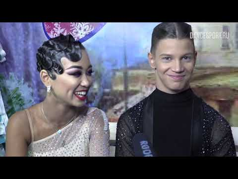 Yaroslav Kiselev & Sophia Philipchuk, Interview