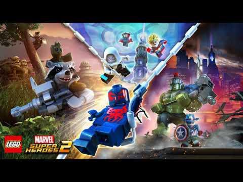 LEGO Marvel Super Heroes 2 Soundtrack    MX CREDITS MRBLUESKY