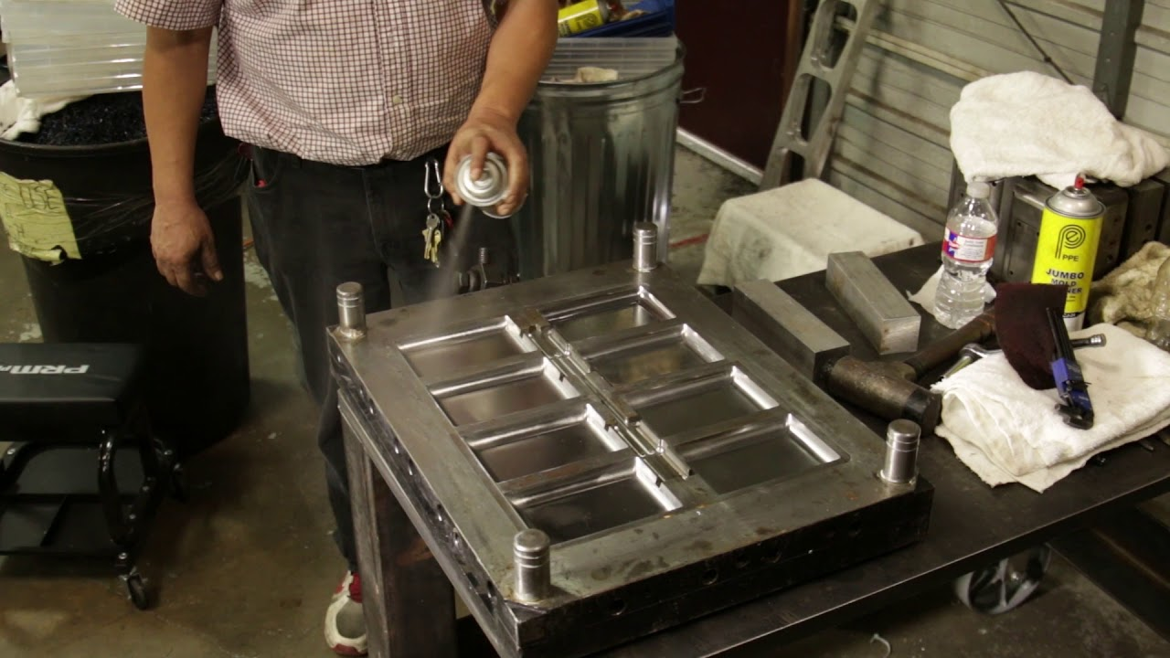 Injection Mold Polishing | Texas Injection Molding