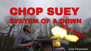 System of a Down- Chop Suey, WITH GUNS #soad