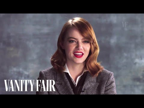 Emma Stone Talks Ryan Gosling's Twizzlers Obsession | Vanity Fair