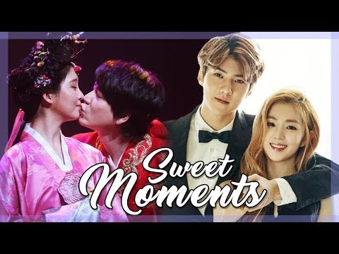 K-POP IDOLS SWEET MOMENTS 2