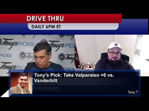 The Drive Thru 11/27/20 - Live Expert Sports Betting Picks and Predictions