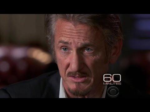"Sean Penn on journalists who criticized ""El Chapo"" interview"