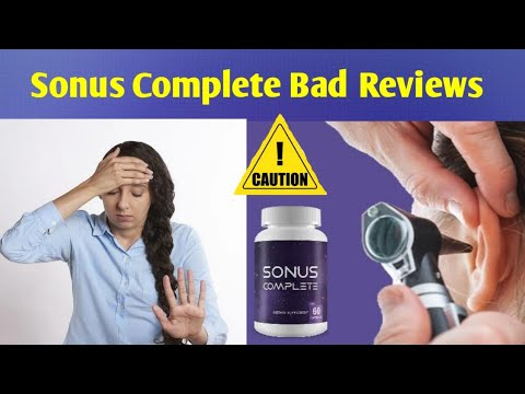 sonus-complete-bad-reviews---consumers-complaints,-refund,-legit?