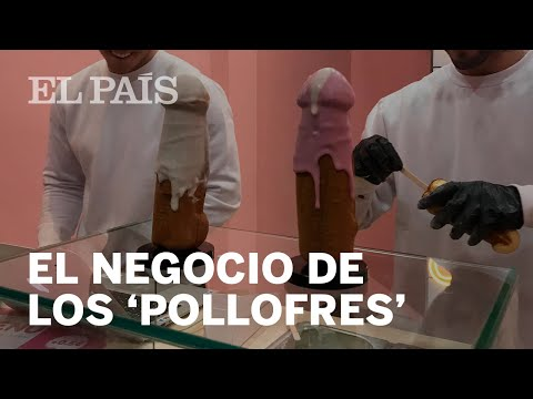 Los 'pollofres', la merienda de moda en Chueca