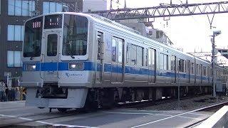 小田急3000形3661F&1000形1091F 向ヶ丘遊園駅横の踏切にて