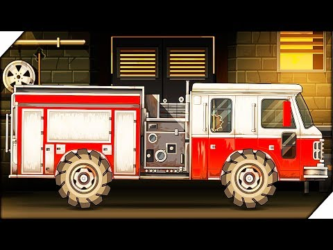 #3 Машины против Зомби доехать до базы игры гонки как мультики про машинки Cars vs Zombies games #3.