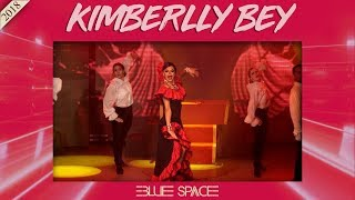 Blue Space Oficial -  Kimberlly Bey e Ballet - 27.10.18