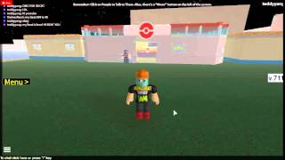 Roblox's Pokemon Project V.711 : Special Noob Ep : Vote For Which Team.P to be SHINY! (Comment)