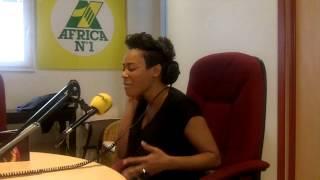 "Lynnsha - "" Je veux que tu me mentes"" Live@Africa1"