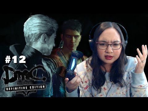 MAKING ME MAD! - Let's Play:DmC: Devil May Cry Definitive Edition PS4 Gameplay Walkthrough Part 12