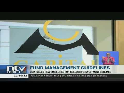 CMA issues new guidelines for collective investment schemes