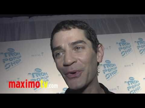 JAMES FRAIN on TRON: LEGACY at
