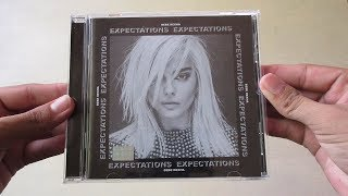 Bebe Rexha - Expectations - Unboxing CD en Español