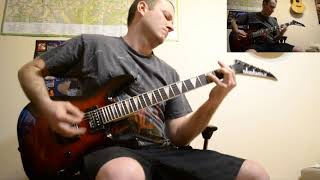 Slayer - Delusions Of Saviour guitar cover by Grzegorz Szepieniec