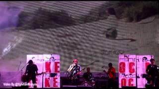 Rocket Rockers - Terobsesi (Live at JCM Yogyakarta)