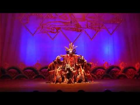 Shaman Dance - Theatrical Performance by Mongolian National Performance Theater
