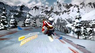 Winter Sports 2010 - Wii Trailer