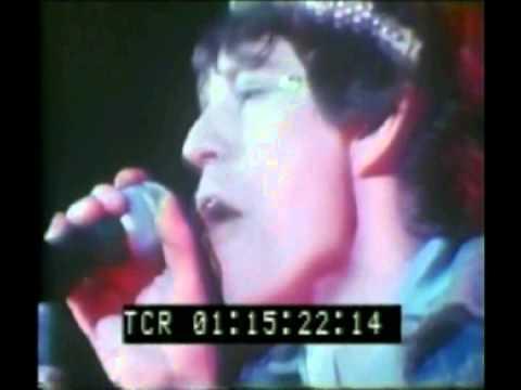 Rolling Stones 1973 Brown Sugar  Rotterdam