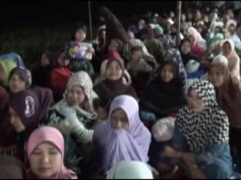 tabligh akbar KH. asep Mubarok Karang taruna gasol III