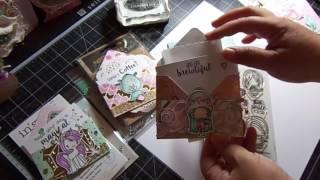 Envelope Pocket with your WRMK Envelope Punch Board