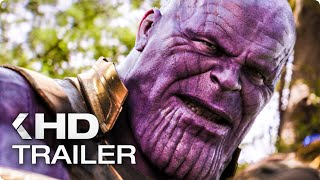 AVENGERS 3: Infinity War Trailer 2 (2018)