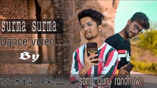 Gambar cover SURMA SURMA - Jastin FRZ  x Guru Randhawa.. Jay Sean |