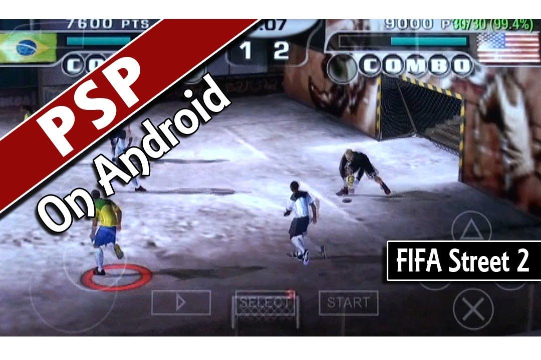 Скачать FIFA Street на Андроид бесплатно и без