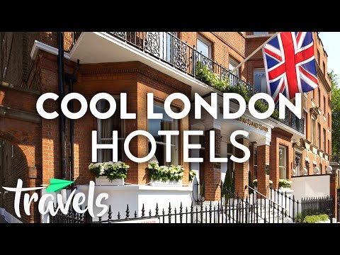 The Coolest London Boutique Hotels | MojoTravels