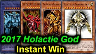 YGOPRO - Holactie God/Instant Win - Trolling Noobzzz