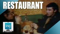 1981 : Le restaurant le moins cher de Paris | Archive INA