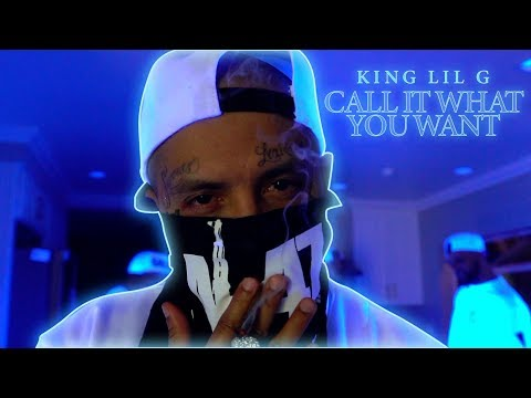 "King Lil G Balls Out in Black Light in the ""Call It What You Want"