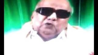 Robo Endhiran Audio Release Function Tamil : Malaysia : Dr.Kalaigar Karunanithi Speech