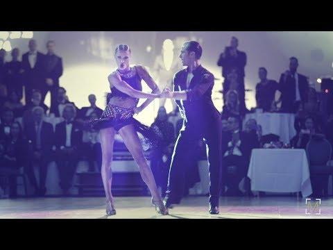 Riccardo Cocchi - Yulia Zagoruychenko  Disney 2018 - Professional Latin American Showdance - Chacha