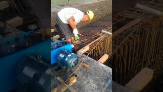 150m PC Strand Pusher Machine for Brdiges Beams Part 1