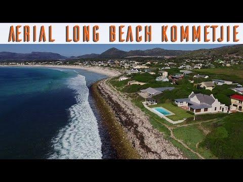 Long Beach Kommetjie, Cape Town, South Africa, An Aerial View