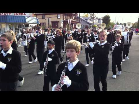 North Albany Middle School Marching Band