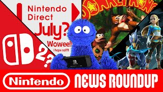 Direct Rumors, Nintendo Talks Next Gen, New Games on NSO | NINTENDO NEWS ROUNDUP