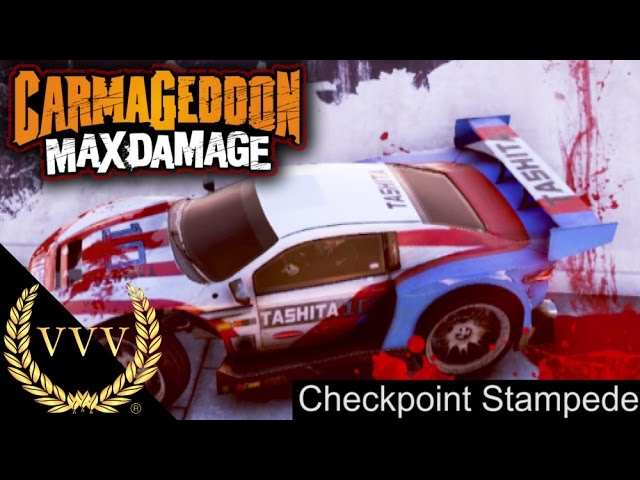 Carmageddon Max Damage Checkpoint Stampede