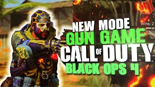 NEW GAME MODE - Gun Game Matches With JoshOG (Black Ops 4 - Multiplayer)