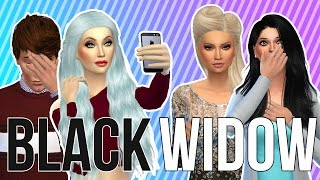 Lets Play The Sims 4  Black Widow Challenge Episode 37
