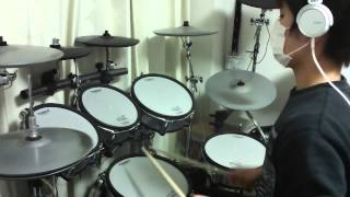 MONGOL 800 小さな恋のうた drum cover