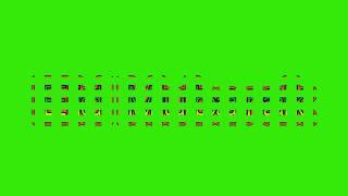 "Eid MubarakText Animation Green Screen""Chroma Stock footage""Eid Mubarak In Advance 2018""no 27"
