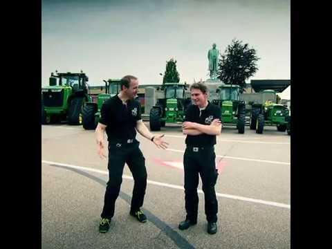 100 Jahre Traktoren: Was kommt jetzt von John Deere?
