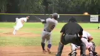 Yuki Yasuda hitting homerun / 安田裕希選手のホームラン(2017.06.21)