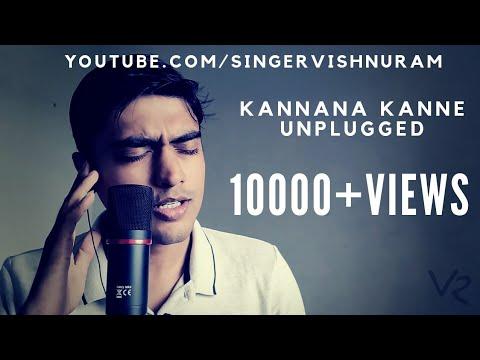 Kannana Kanne - Viswasam Unplugged Voice Cover