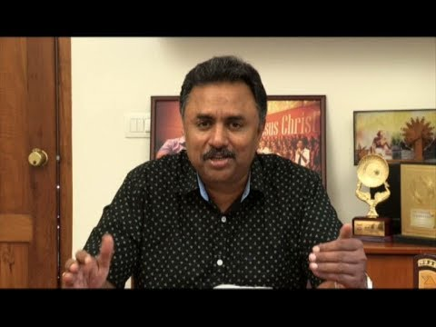 Above all, love each other (Part 1) - Ps. Mathew Kuruvilla (Tangu Bro)